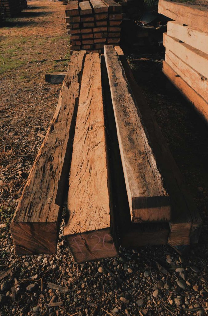Stare hrastove grede